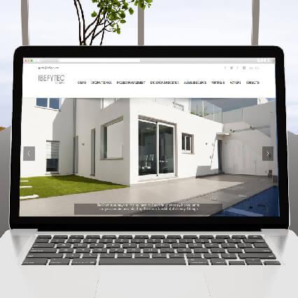 IBEFYTEC. Diseño Web ... bf8c594bab56b