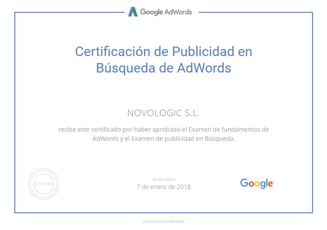 Posicionamiento Web SEO y SEM para Google en Castellón