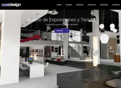 Diseño web Corporativo para Nextdesign