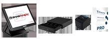 TPV para actualizar caja registradora
