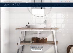 Azulejos para cocina y azulejos para baño con toque artístico vintage