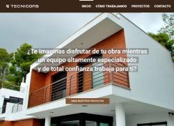 Programación web empresa de construcción